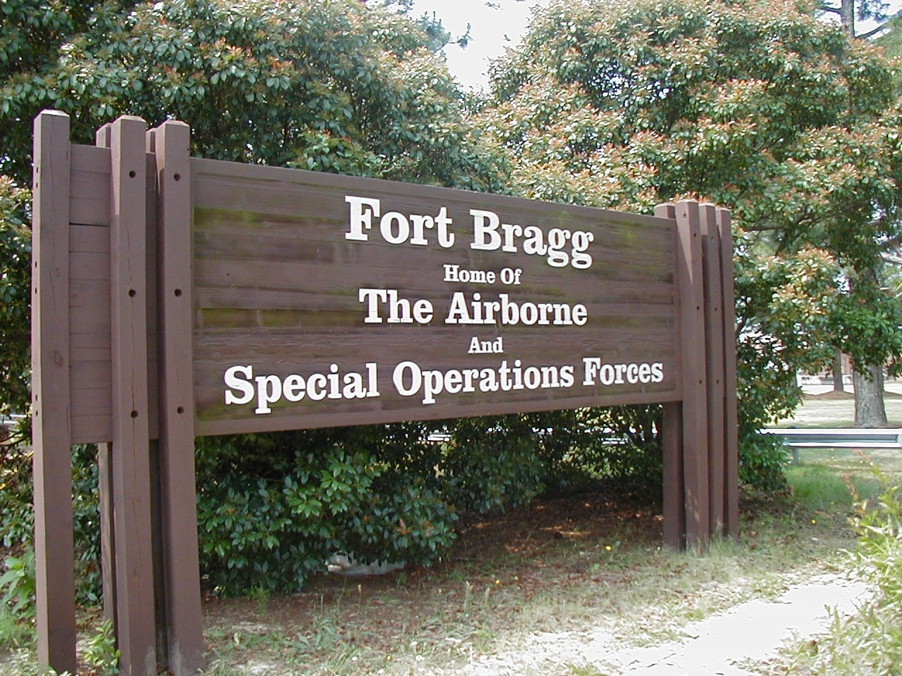 Fort Bragg cQqPW9