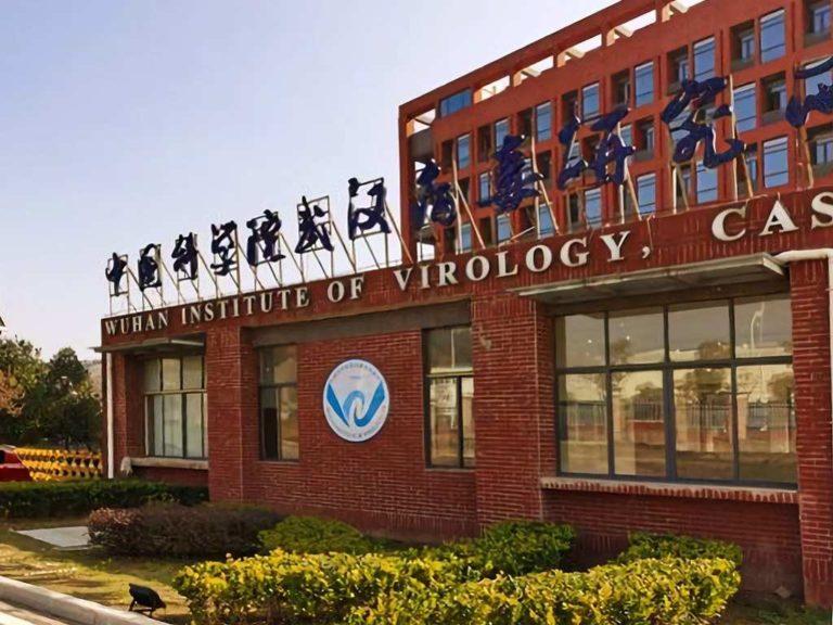 1024px Wuhan Institute of Virology main entrance d7U50j